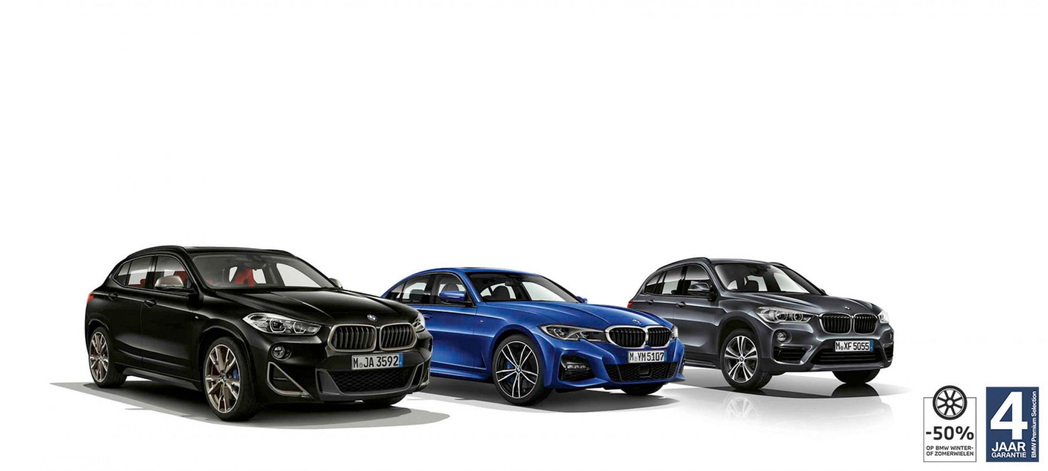BMW PREMIUM SELECTION.