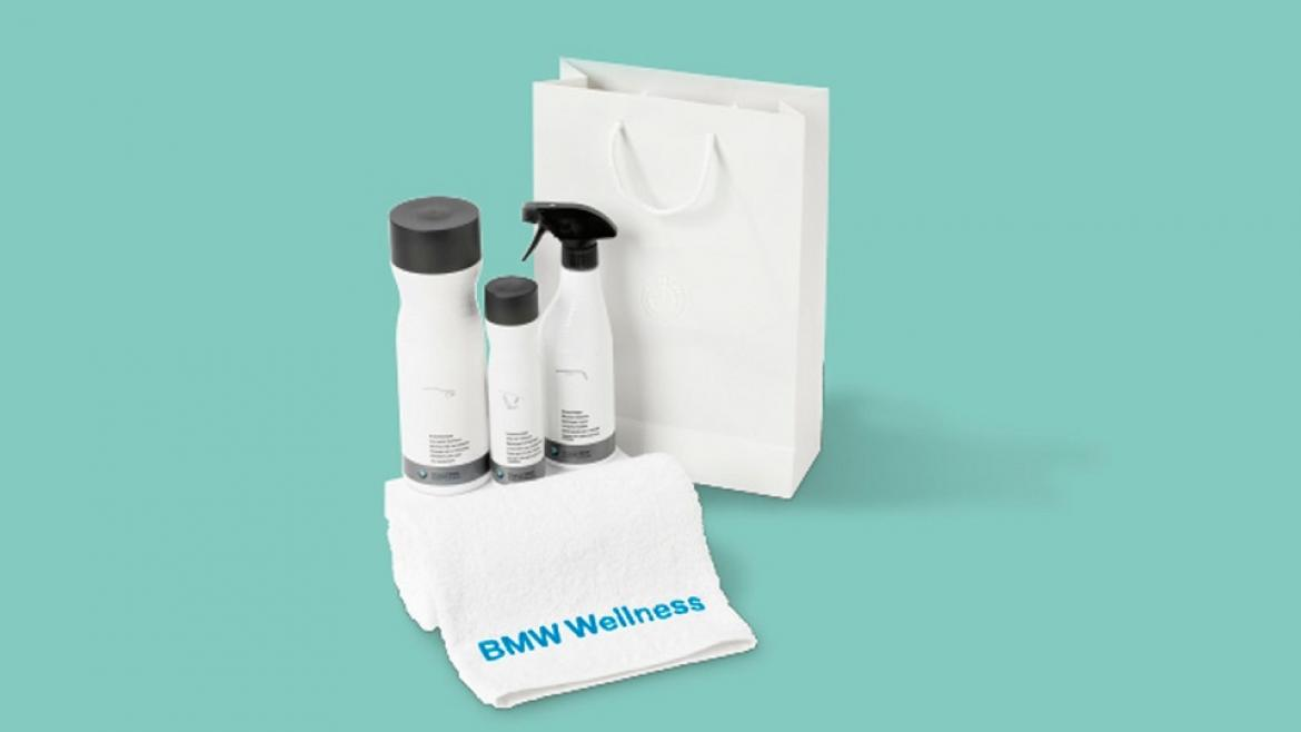 BMW Wellness Kit.